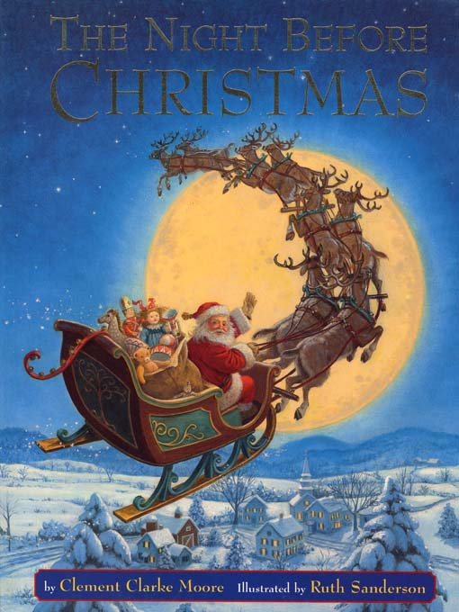 Title details for The Night Before Christmas by Clement Clarke Moore - Available