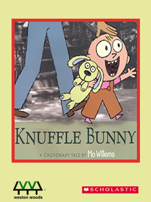 Knuffle Bunny [a cautionary tale]