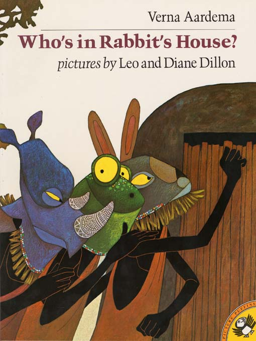 Title details for Who's In Rabbit's House? by Verna Aardema - Available
