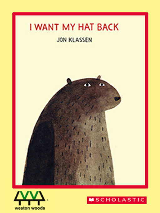 Title details for I Want My Hat Back by Jon Klassen - Available