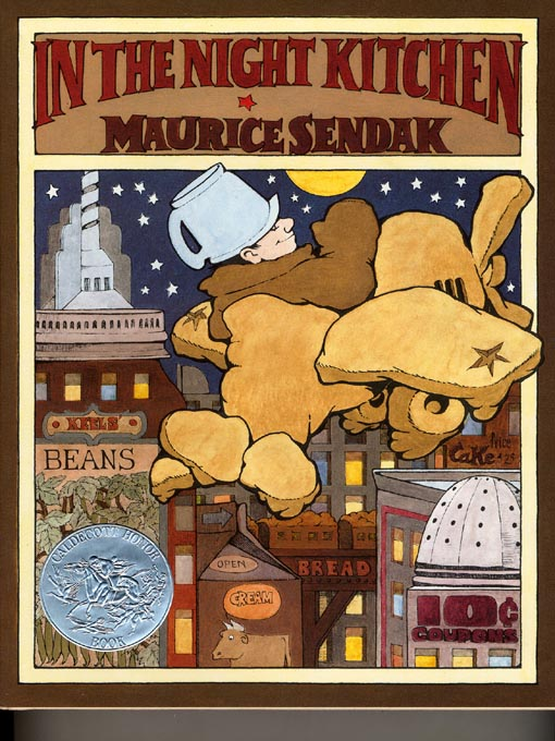 Cover of In the Night Kitchen