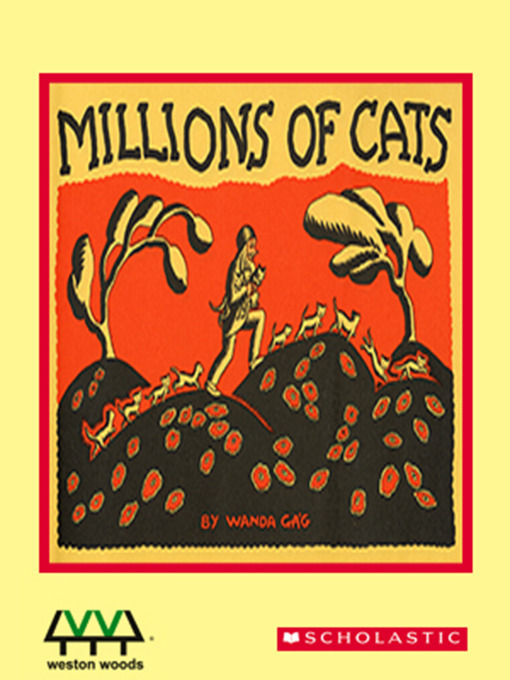 Cover of Millions of Cats