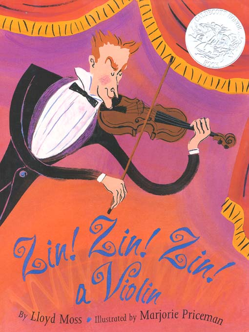 Title details for Zin! Zin! Zin! A Violin by Lloyd Moss - Available