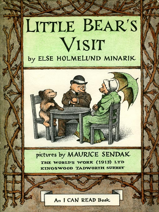 Cover of Little Bear's Visit