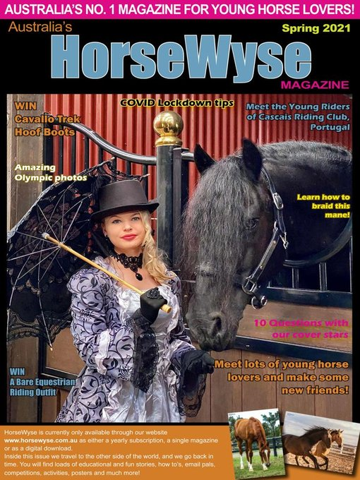 Title details for HorseWyse by HorseWyse - Available