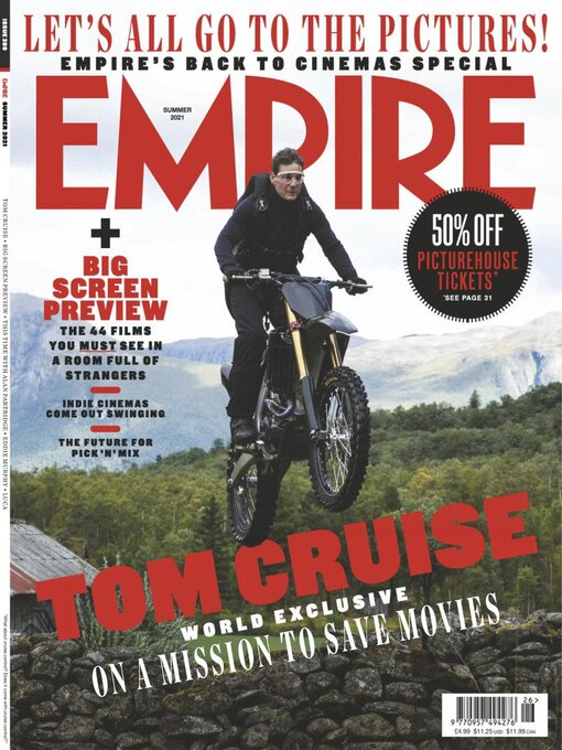 Title details for Empire by H BAUER PUBLISHING LIMITED - Available