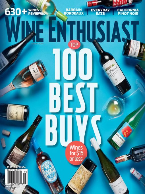 Title details for Wine Enthusiast Magazine by Wine Enthusiast - Available