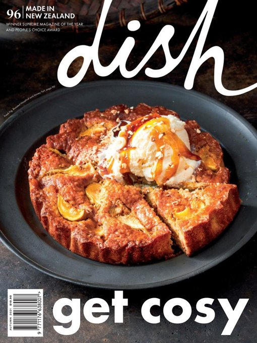 Title details for Dish by Image Centre Publishing Limited - Available