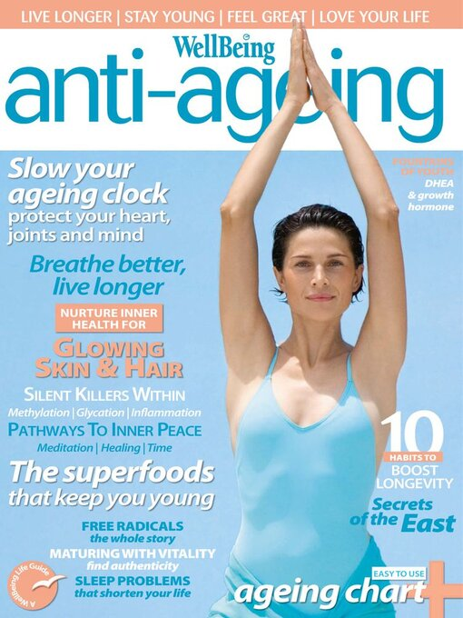 Title details for WellBeing Anti-Ageing by Universal Wellbeing PTY Limited - Available