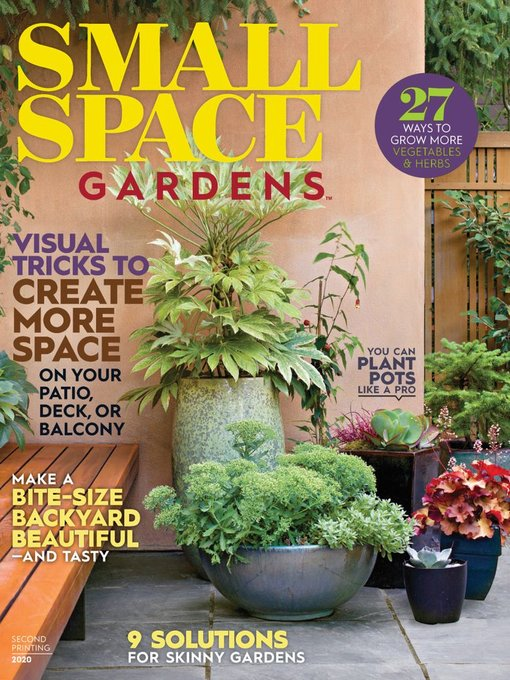 Title details for Better Homes & Gardens Small-Space Gardens by Meredith Corporation - Available