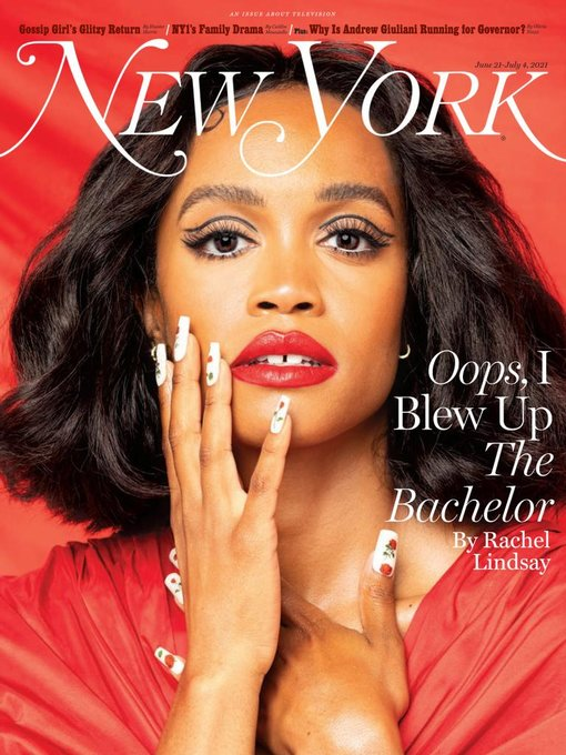 Title details for New York Magazine by New York Media, LLC - Available