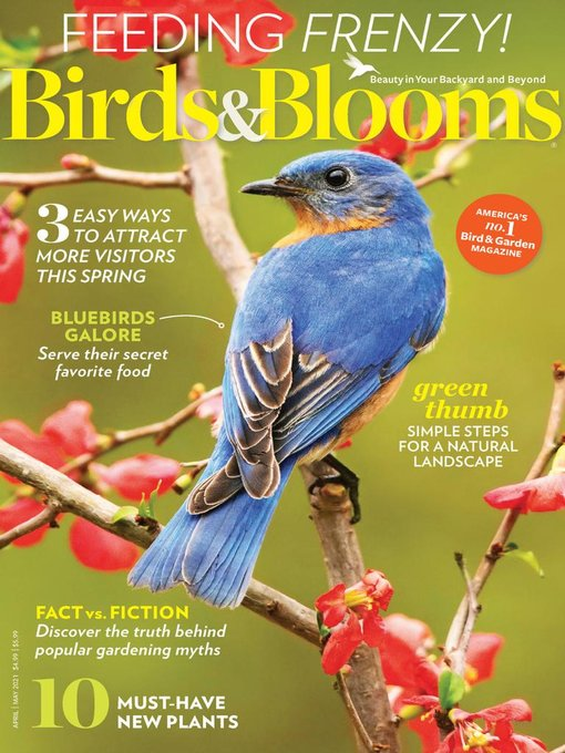 Title details for Birds & Blooms by Trusted Media Brands Inc. - Available