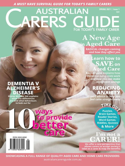Australian Carers Guide Qld