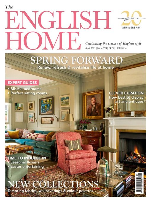 Title details for The English Home by Chelsea Magazine - Available
