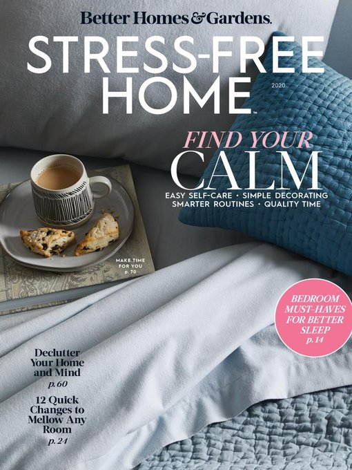 Title details for BH&G Stress-Free Home by Meredith Corporation - Available