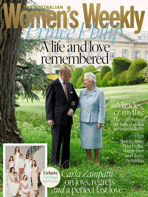 Title details for The Australian Women's Weekly by Are Media Pty Limited - Available