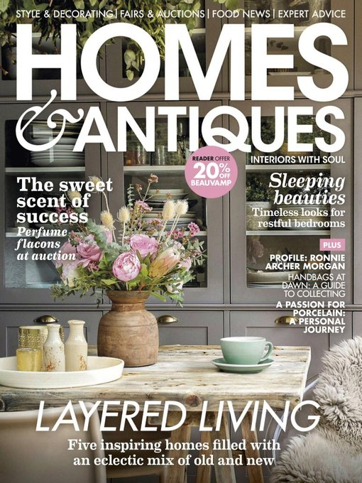 Title details for Homes & Antiques by Immediate Media Company London Limited - Available
