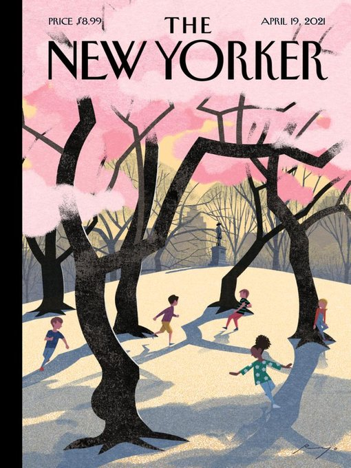 Title details for The New Yorker by Conde Nast US - Available