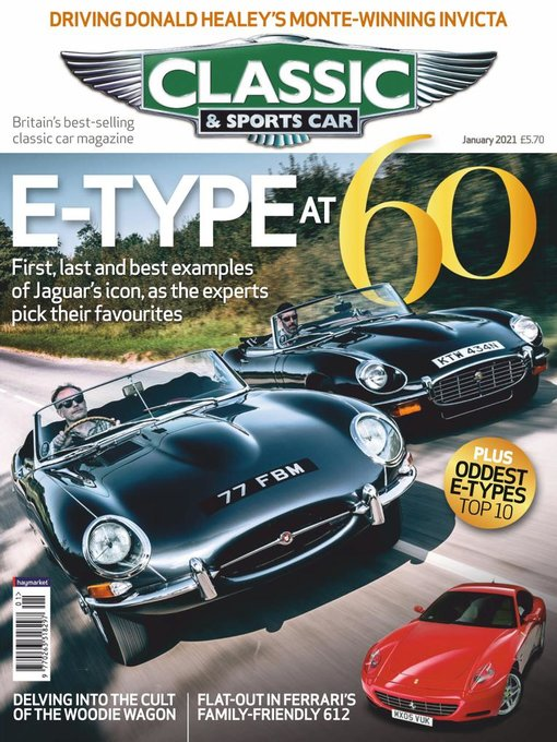 Title details for Classic & Sports Car by Haymarket Media Group Ltd - Available