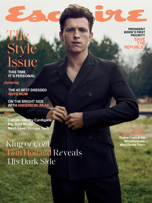 Title details for Esquire by Hearst - Available