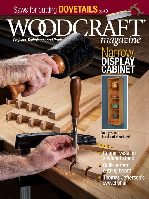 Title details for Woodcraft Magazine by Woodcraft Supply, LLC - Available