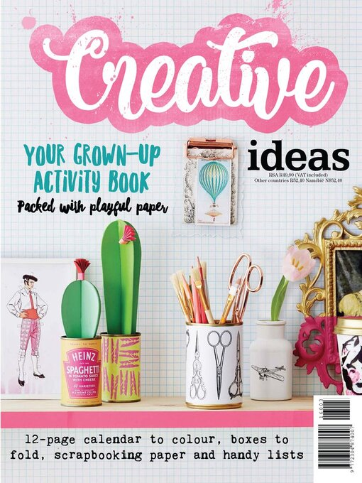 Title details for Creative Ideas by Media 24 Ltd - Available