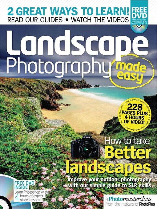 Title details for Landscape Photography Made Easy by Future Publishing Ltd - Available