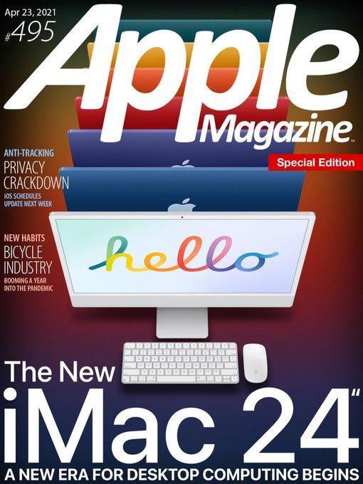 Title details for AppleMagazine by Ivan Castilho de Almeida - Available