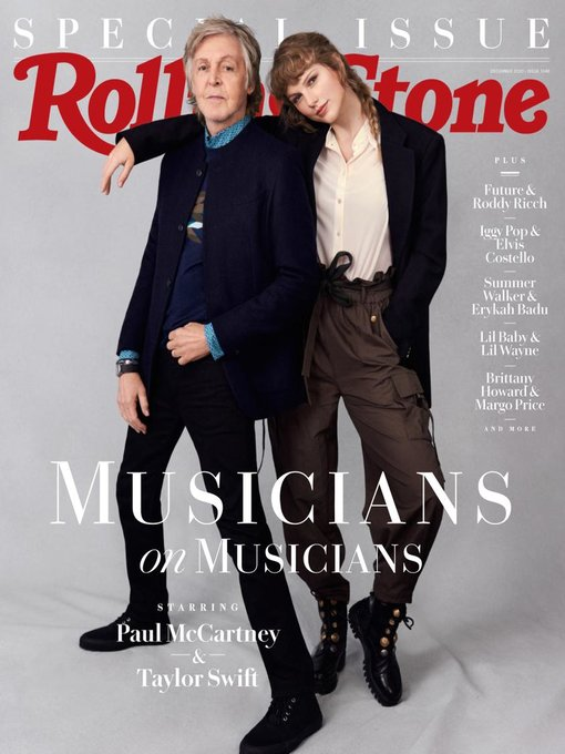 Title details for Rolling Stone by Penske Media Corporation - Available