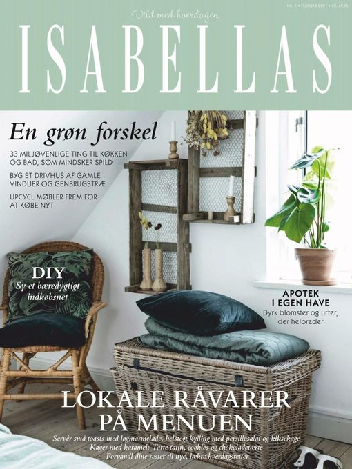 Title details for ISABELLAS by Aller Media A/S - Available