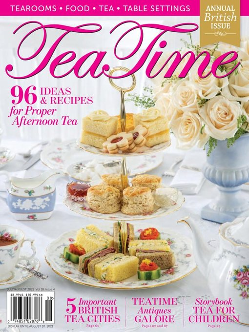 Title details for TeaTime by Hoffman Media - Available