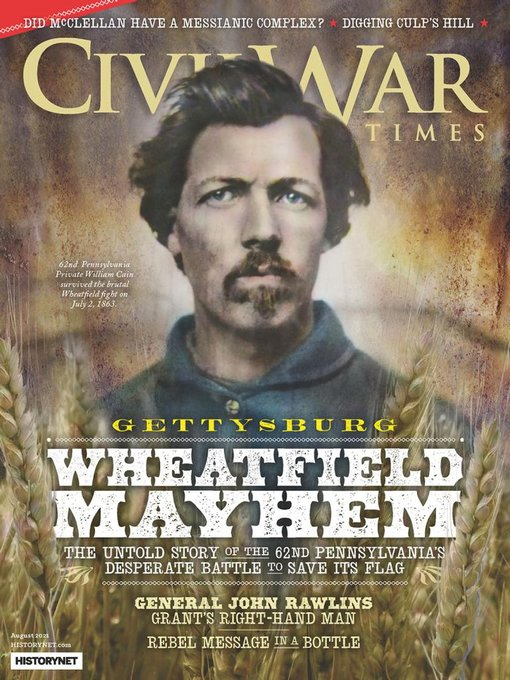 Title details for Civil War Times by HistoryNet - Available