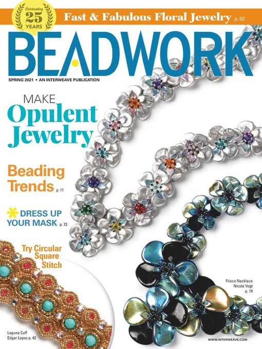 Title details for Beadwork by Peak Media Properties, LLC - Available