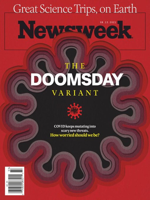 Title details for Newsweek by The Newsweek/Daily Beast Company LLC - Available