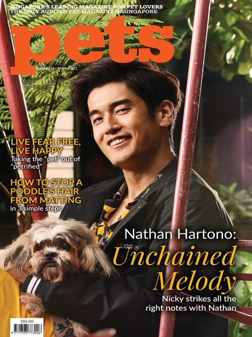 Title details for Pets Magazine by PETS MEDIA AND MARKETING PTE. LTD. - Available