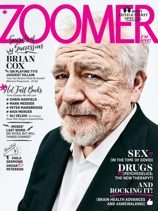 Title details for Zoomer Magazine by ZoomerMedia Limited - Available