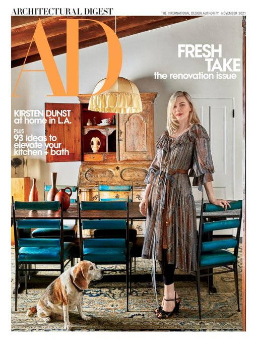 Title details for Architectural Digest by Conde Nast US - Available