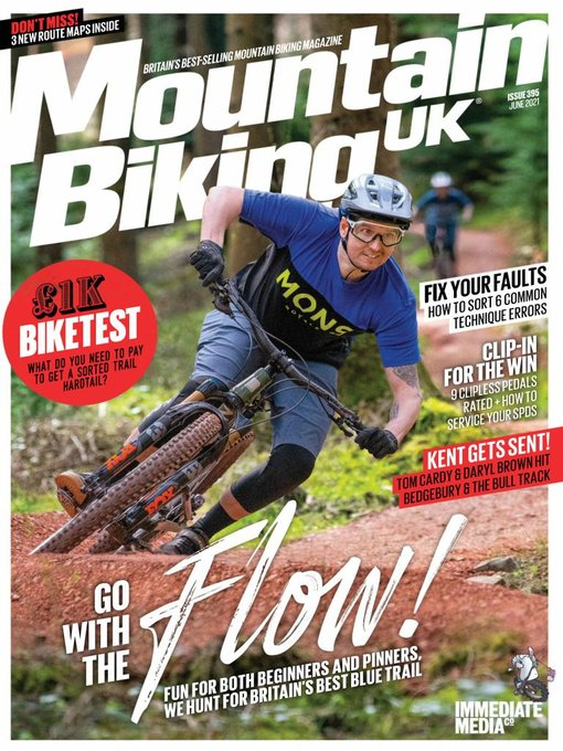 Title details for Mountain Biking UK by Immediate Media Company London Limited - Available