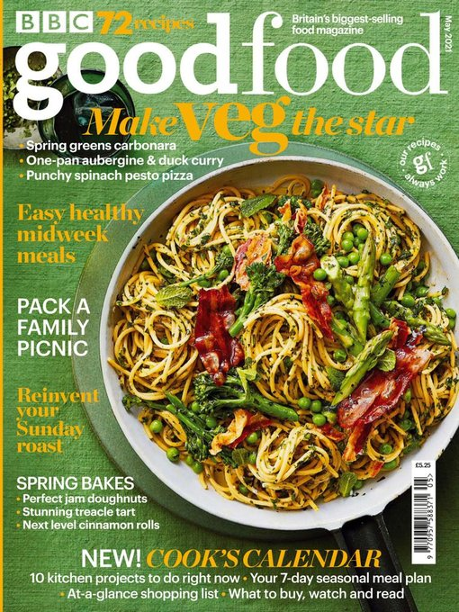 Title details for BBC Good Food Magazine by Immediate Media Company London Limited - Available