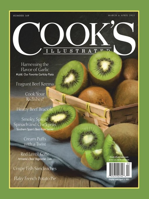 Title details for Cook's Illustrated by Boston Common Press, LP - Available