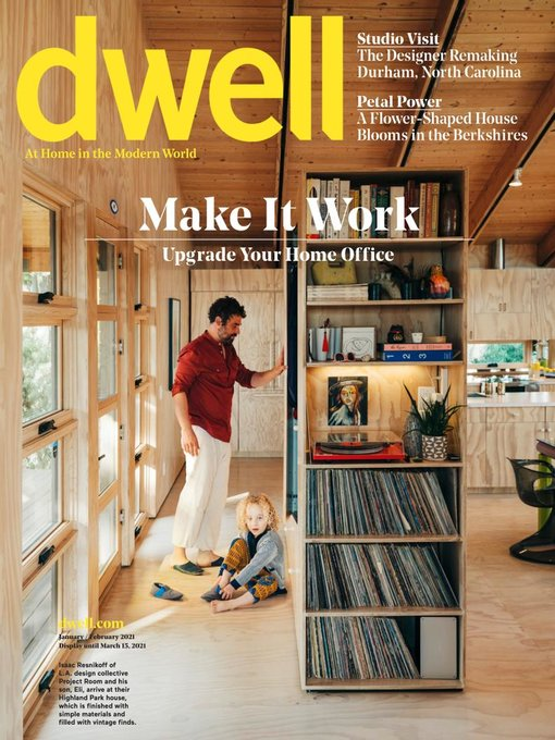 Title details for Dwell by Dwell - Available