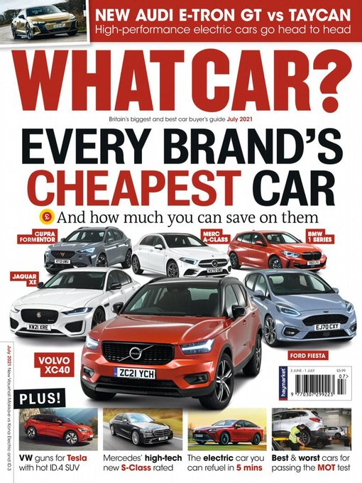 Title details for What Car? by Haymarket Media Group Ltd - Available