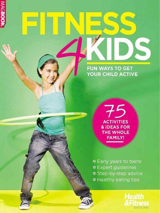 Title details for Fitness 4 Kids by Dennis Publishing UK - Available