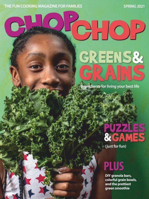 Title details for ChopChop Magazine by ChopChop Family - Available
