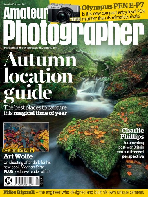 Title details for Amateur Photographer by Kelsey Publishing Group - Available
