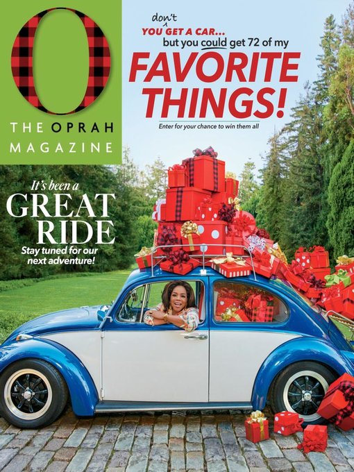 Title details for O, The Oprah Magazine by Hearst - Available