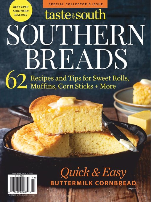Title details for Taste of the South by Hoffman Media - Available