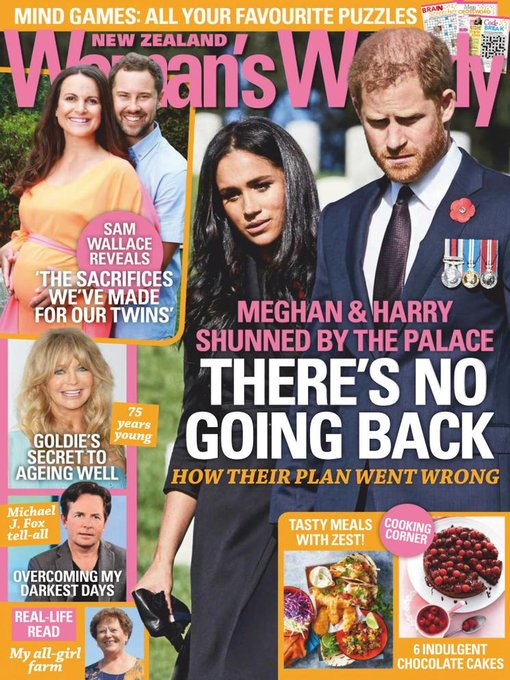 Title details for New Zealand Woman's Weekly by Are Media Pty Limited - Available