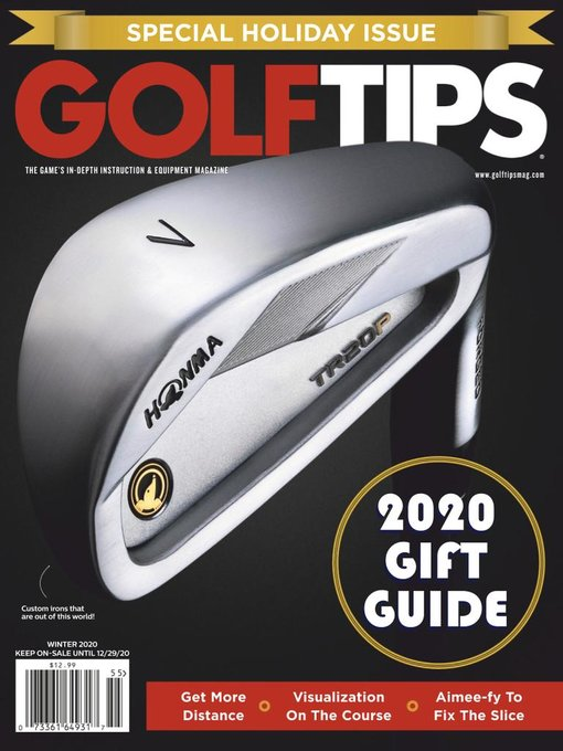 Title details for Golf Tips by Madavor Media, LLC - Available