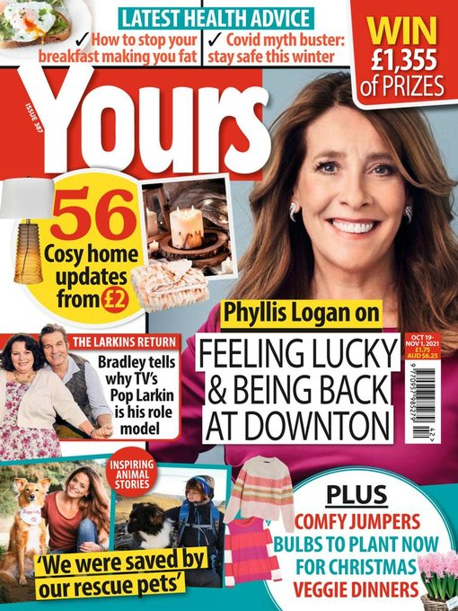 Title details for Yours Magazine by H BAUER PUBLISHING LIMITED - Available